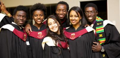 Graduating Students at ALA