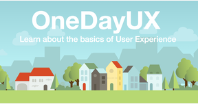 One Day UX logo