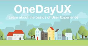 One Day UX logo